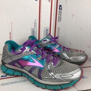 Brooks Womens GTS 17 Shoes B055 Size 12